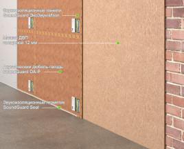 2.1.1_Стена-БЕСКАРКАС_Схема-Стандарт-ПЛЮС-(37-мм)-Вид-вблизи